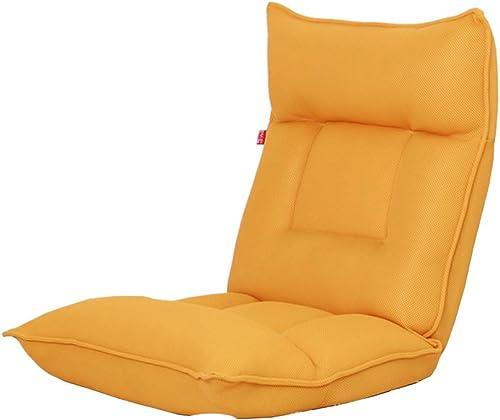 MDBLYJ Faule Couch, Faltbarer Einzelsofa, Erkerfensterstuhl Bay Fenstersessel, (Farbe   A)