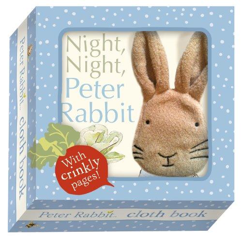 Night Night Peter Rabbit: Cloth Book