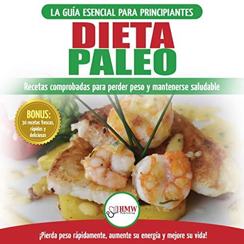 Dieta Paleo [Paleo Diet] cover art