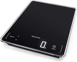 SOEHNLE SOEHNLE Kitchen Scale, Black, GSH61506