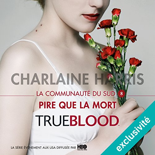 Pire que la mort audiobook cover art