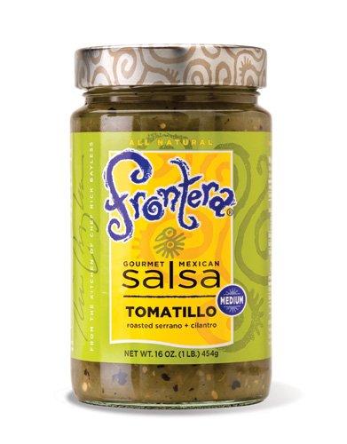 Frontera Salsa Med Tomatillo