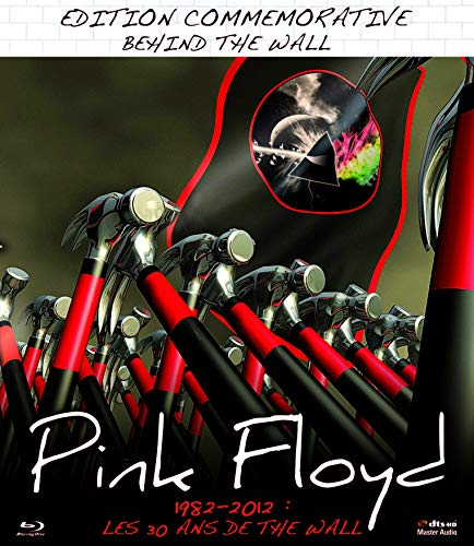 Pink Floyd-1982-2012 : Les 30 Ans de The Wall [Blu-Ray] [Édition Commemorative]