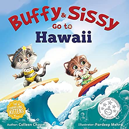 Buffy & Sissy Go to Hawaii