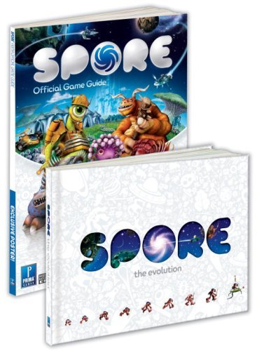 Spore Limited Edition Bundle: Prima Official Game Guide by David Hodgson (2008-09-07)