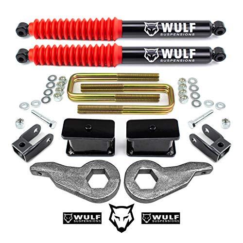 05 sierra 1500 lift kit - 4