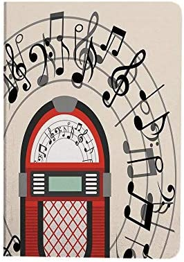 Jukebox Case for iPad Air 4 10 9 Inch 2020 Cartoon Antique Old Vintage Radio Music Box Party product image