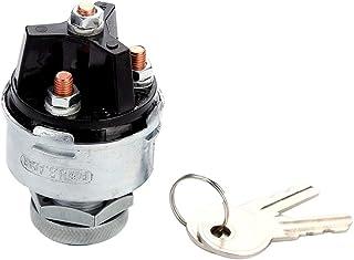 Forspero 5x chiavi di accensione di ricambio universali per interruttore Lucas accensione trattori agricoli Ford