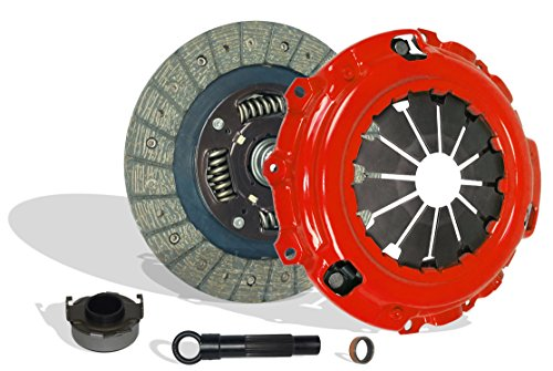Clutch Kit Compatible With Civic Dx Gx Lx Ex Hf Touring Ex-L Dx-G Sport Lxs 2006-2014 1.8L l4 GAS SOHC Naturally Aspirated (Stage 1; 08-046R)