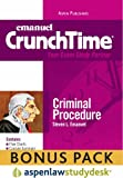 Image of CrunchTime: Criminal Procedure (Print + eBook Bonus Pack)