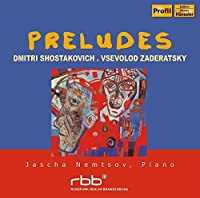 Preludes by Jascha Nemtsov (2009-08-25)