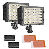Best Power Digital Cameras - NEEWER 2-Pack 160 LED CN-160 Dimmable Ultra High Review