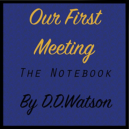 Our First Meeting audiobook cover art