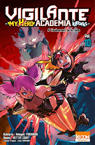 Vigilante : My Hero Academia Illegals Edition simple Tome 10