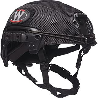 Team Wendy EXFIL® Carbon and LTP Helmet Covers