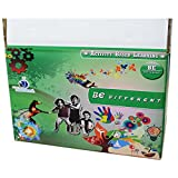 Activity Based Learning Boosts Memory and Improves thinking ability Suitable for Children from age of 5 Size: Length: 12inch, Width: 4.5inch and Height: 8inch Weight: 1kg Approx