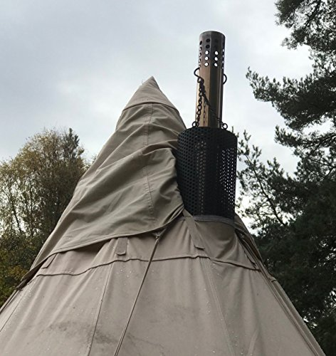 Tipi Sleeve for Outbacker or Frontier Stoves