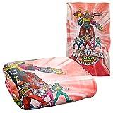 Trevco Power Rangers Dino Ranger Silky Touch Super Soft Throw Blanket 36' x 58'