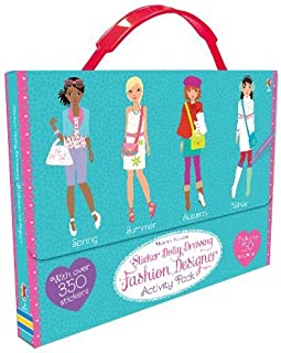Best sticker dolly dressing fashion designer activity pack Reviews