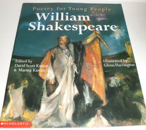 Poetry for Young People, William Shakespeare