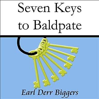 Seven Keys to Baldpate audiobook cover art