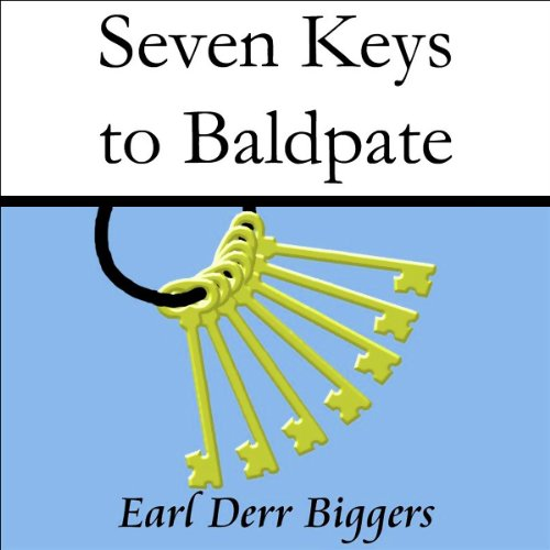 Seven Keys to Baldpate cover art