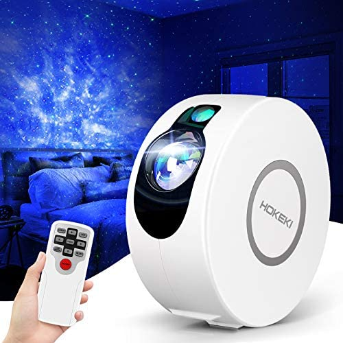 Star Projector Galaxy Projector with LED Nebula Cloud Star Light Projector with Remote Control product image