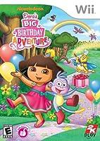 Dora the Explorer Doras Big Birthday Adventure-Nla
