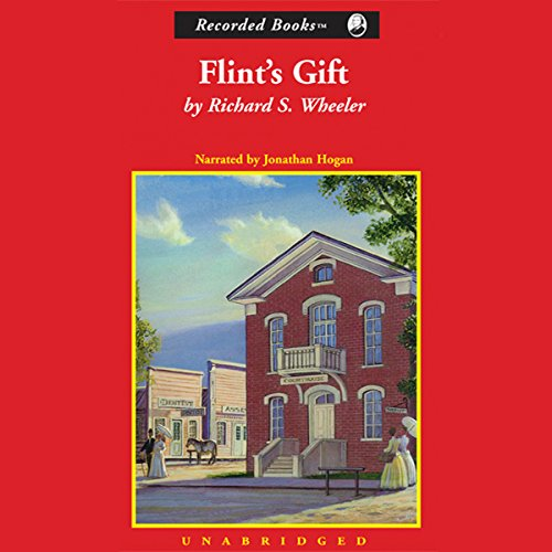 Flint's Gift audiobook cover art