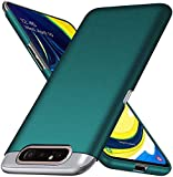 SPECIALLY MADE FOR Samsung Galaxy A80 ----[Slim & Thin] Are You Tired of bulky cases that hide Your Phone's beautiful design? Check the ClickCase Phone's thin cases, slim fitting to your phone, which keeps your Phone slim without adding any bulk to y...