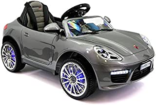 Kiddie Roadster 12V Electric Ride on Car Battery Power LED Wheels MP3 Player Parental Remote Control