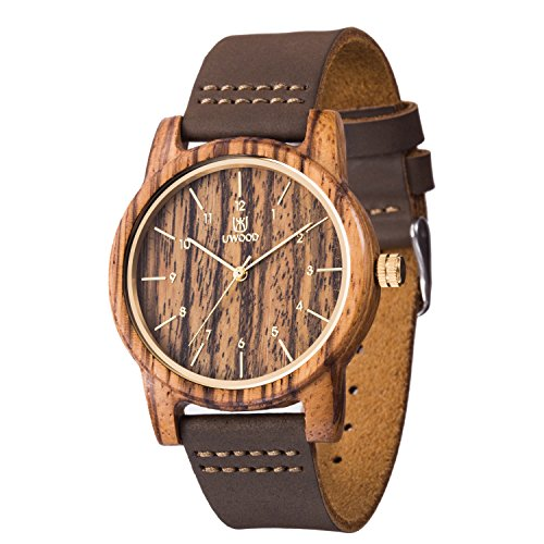 La montre en bois