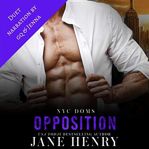 Opposition Audiobook By Jane Henry cover art