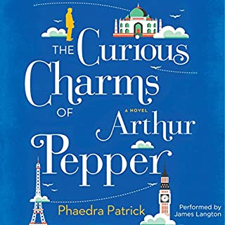 The Curious Charms of Arthur Pepper audiobook cover art