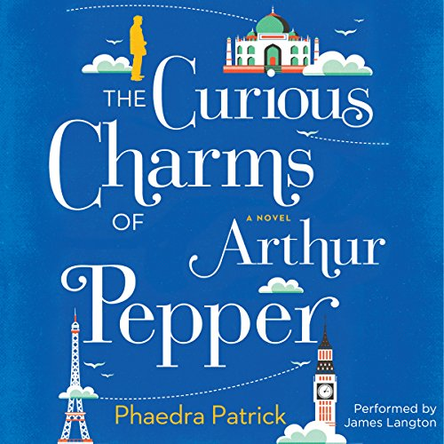 The Curious Charms of Arthur Pepper cover art