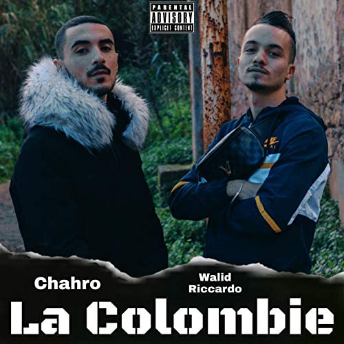Chahro & Walid Riccardo
