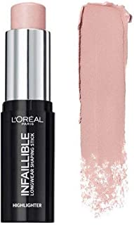 L'Oreal Paris Stick Illuminator Infaillible Shaping Stick - 503 Slay in Rose