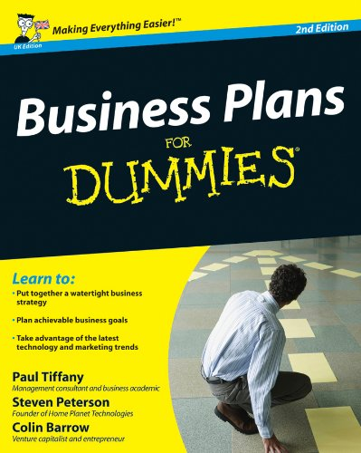 Business Plans For Dummies (English Edition)