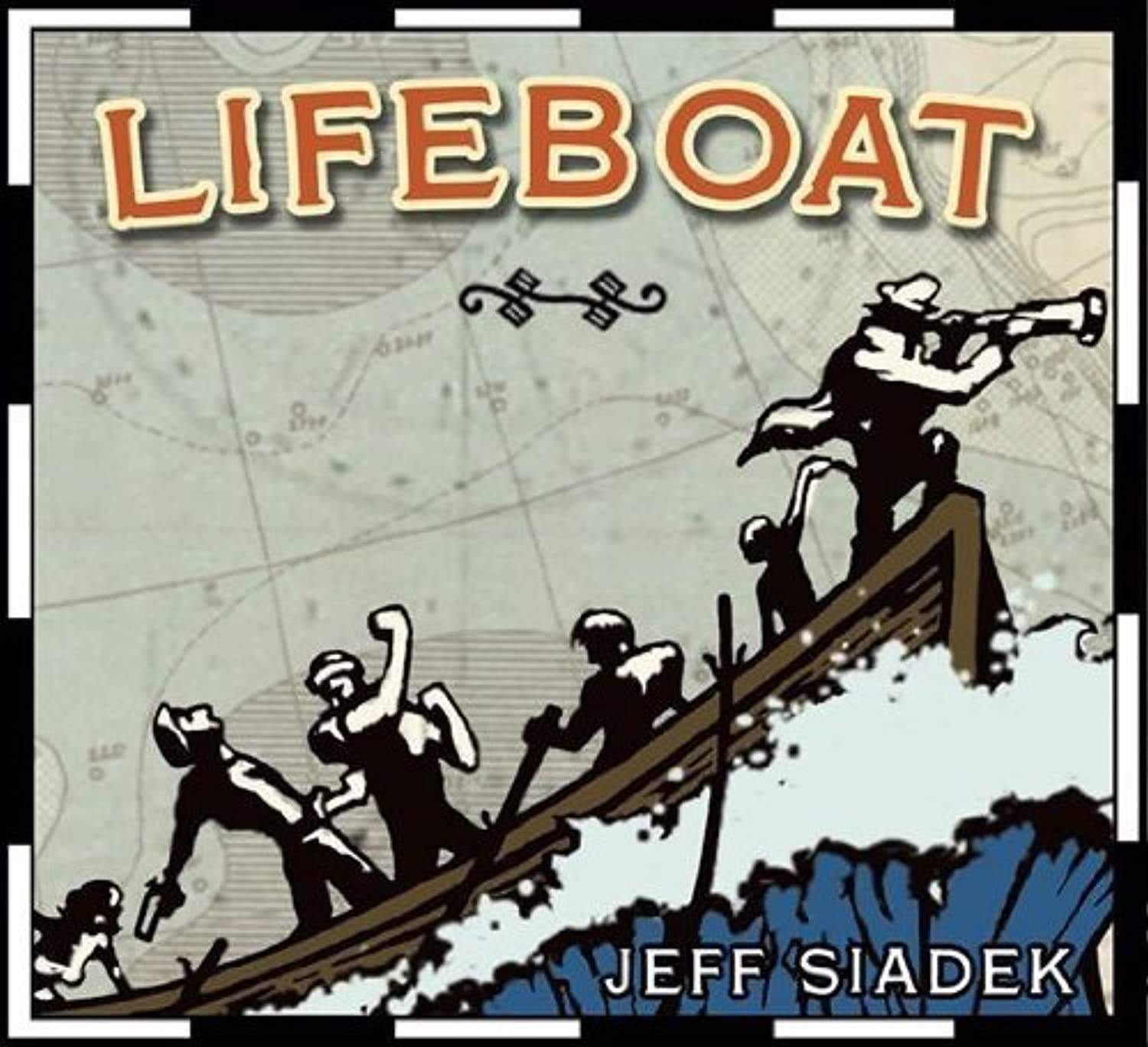 Lifeboat Game 3rd Edition by Gorilla Games