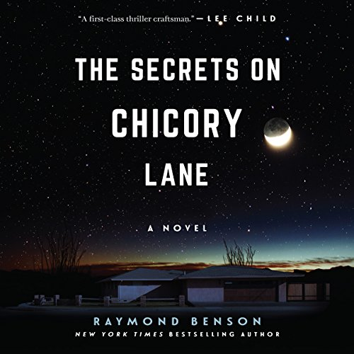 The Secrets on Chicory Lane audiobook cover art