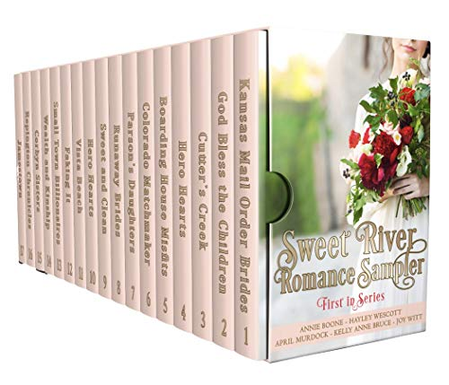Sweet River Romance Sampler: First in Series (English Edition)