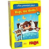 HABA-Mes Premiers Jeux – Hop, au Dodo, 304762, Multicolore
