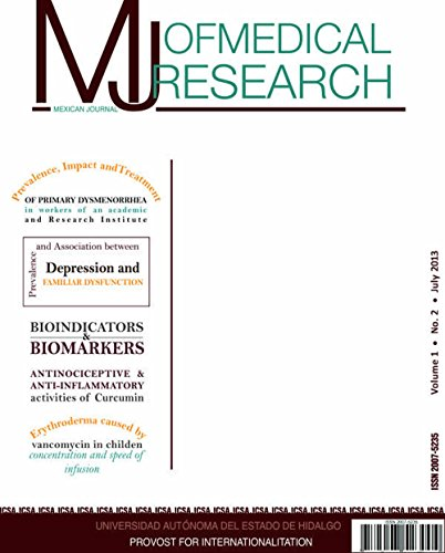 Mexican Journal of Medical Research No. 3 (English Edition)