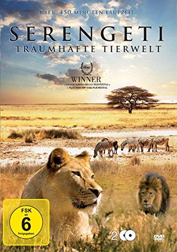 Serengeti - Traumhafte Tierwelt [2 DVDs]