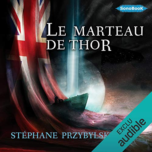 Le Marteau de Thor audiobook cover art