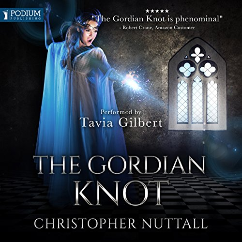 The Gordian Knot audiobook cover art