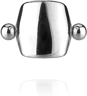 Plain Shield Cartilage/Helix Cuff Earring