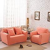 Couvre-canapé sectionnel pour canapé en cuir avec housse de protection...
