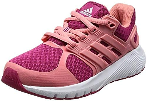 Zapatillas adidas Performance Shoes para Damas y niños llamativos Duramo 8K Rosa, tamaño:40 2/3 ⭐