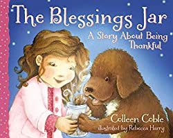The Blessings Jar Books that teach children to be thankful: Thankful Jar: A Chalk Talk Vlog YouTube Hop Clever Classroom blog